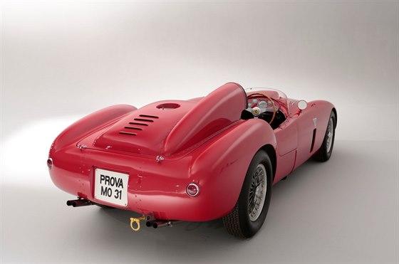 Ferrari 375-Plus koupil milionář Les Wexner na letošní aukci Bonhams v Goodwoodu.