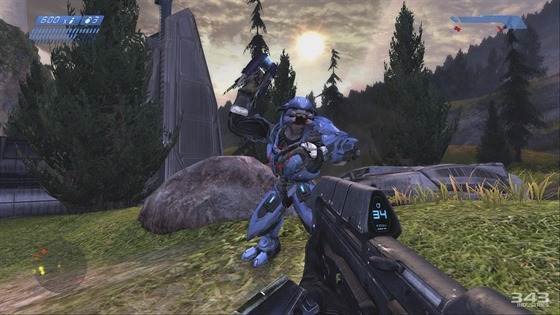 Halo Combat Evolved Annivesary