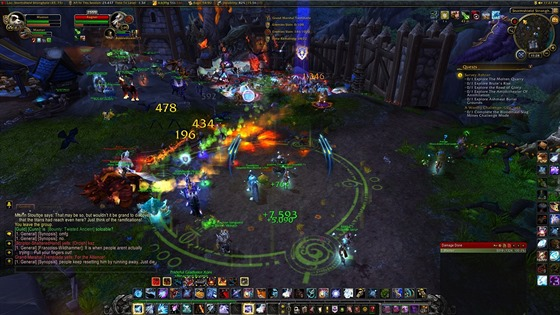 World of Warcraft unifikoval pojetí on-line her na hrdiny.
