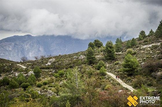 Aitana - Puig Campana – kompletní španělské ultra