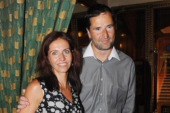 Nora Fridrichov� a Robert Z�ruba (24. �ervence 2014)