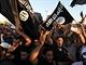 P��znivci islamist� v Bengh�z� (21. z��� 2012)