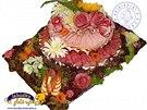 Lahůdky U zlaté rybky vám nabízejí všechny lahůdky, na které si jen vzpomenete