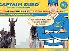Kapitán Euro zaznamenal také výročí pádu Berlínské zdi.
