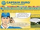 Kapitán Euro a skotské referendum.