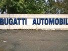 Opuštěný areál Bugatti v italském Campogallianu
