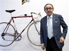 Vášeň pro kola Ernestu Colnagovi zůstala dodnes.