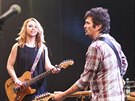 Samantha Fish a Mike Zito (Blues Alive 2014, �umperk)