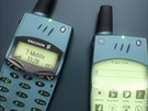 Nokia 3310 a Ericsson T28 jako smartphony