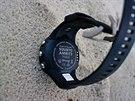 Jak je vidět dle specifikací na spodku, ANT+ už hodinky neumí, místo něj je tu bluetooth.