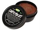 Čerstvá pleťová maska Cupcake od Lush obsahuje kakaové máslo a kakaový prášek. Spolu s antibakteriálním bahnem zabraňuje tvorbě pupínků a čistí pokožku. Cena 299 korun