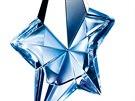 Parfémová voda Angel od Thierry Mugler patří mezi bestsellery mezi vůněmi již od r. 1992. Mezi její nejsilnější složky patří čokoláda, karamel, med, vanilka a pačuli. Cena od 1 610 korun