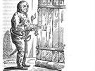 Unikátní kresba správce olomoucké věznice  od Lafayettovy dcery Anastázie.