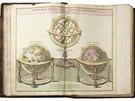 Vzácný barokní atlas světa z let 1710-40