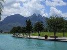 """Městu Monterrey se říká """"perla severního Mexika""""."""