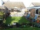 Manželé bydlí v pronajatém domě u Coventry.