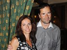 Nora Fridrichová a Robert Záruba (24. července 2014)