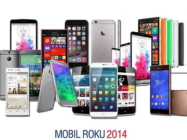 Mobil roku 2014