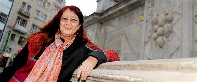 Disidentka a noviná�ka Jana Soukupová. V roce 1989 byla u zrodu brn�nských...