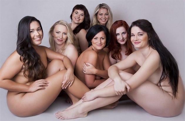 �eny plných tvar� v kalendá�i Zdravý holky