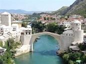 Jako nejvýhodn�j�í destinace roku 2014 bylo vyhodnocené historické m�sto Mostar...