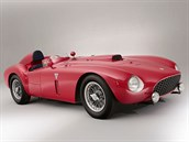 Ferrari 375-Plus koupil milioná� Les Wexner na leto�ní aukci Bonhams v...