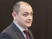 Náměstek primátora Radim Babinec (hnutí ANO).