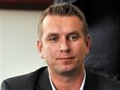 Ostravský radní David Pfleger (hnutí ANO).
