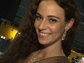 �eská Miss World Tereza Skoumalová