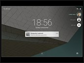 Android 5.0 Lollipop na Nvidia Shield Tablet
