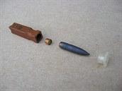 Beznábojnicová munice 4,7 × 33 mm (DM11)