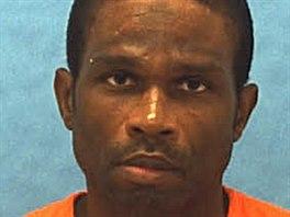 Chadwick Banks na nedatované fotce z floridské věznice