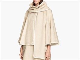 Vlněný kabát, H&M