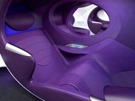 Návrh nových sedadel do letadla od společnosti Factorydesigns.
