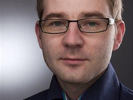 Politolog Kamil Švec