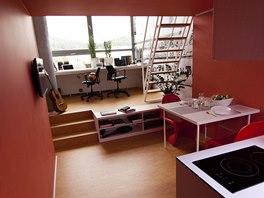 Záleží na každém, zda dá přednost pracovnímu místu u okna, nebo bude preferovat prostor s pohovkou apod.