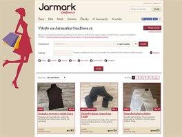 Nečekejte na další Jarmark. Nakupujte a prodávejte celoročně na Jarmark.iDNES.cz