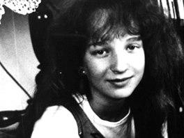 Sandra Pogodová v létě 1989