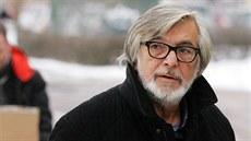Prezident mezin�rodn�ho filmov�ho festivalu Ji�� Barto�ka a v�konn� �editel...
