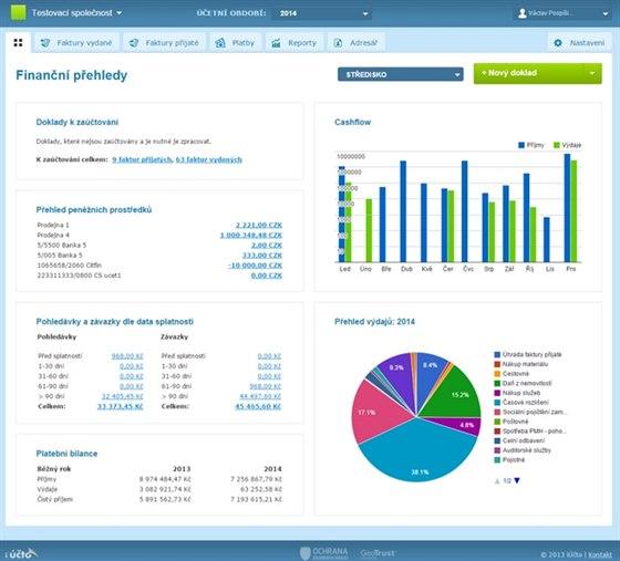 Posuňte s iÚčtem vaše účetnictví do 21. století!