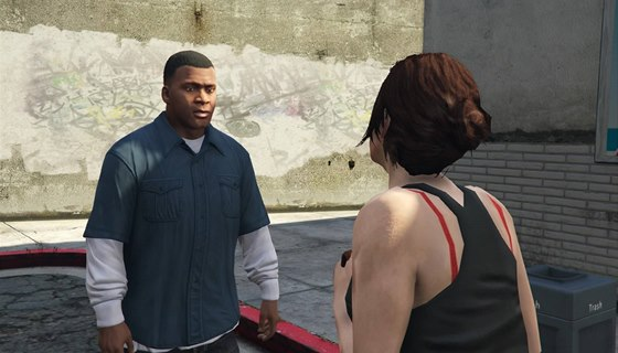 Grand Theft Auto V pro konzole nové generace