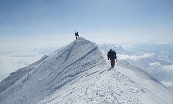 Se Zdeňkem Sokolem se vydáte vstříc nejhoršímu počasí světa na horu Denali