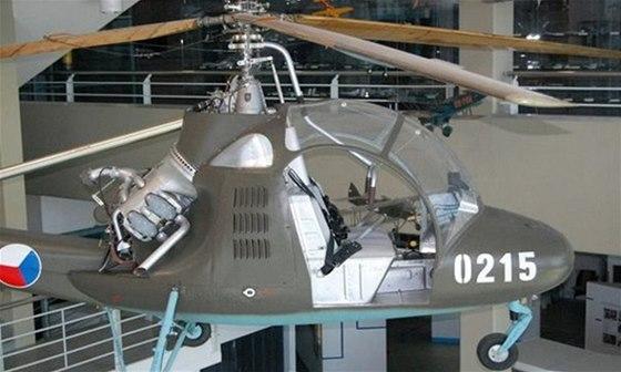 V Technickém muzeu je k vidění také stálá expozice věnovaná letectví