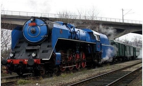 Parním vlakem se můžete svézt v Praze, Brně a Jindřichově Hradci