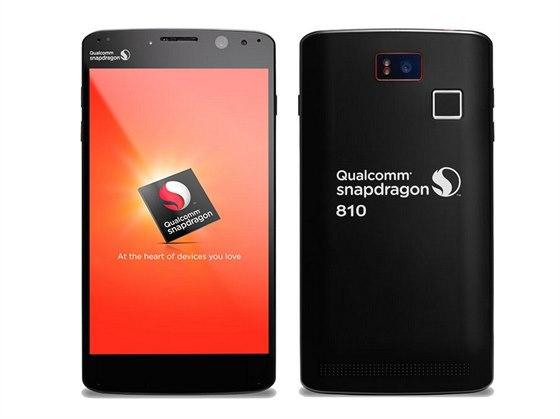 Referenční smartphone vybavený čipsetem Qualcomm Snapdragon 810
