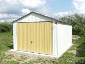 Plechové garáže vysoké kvality za nejnižší ceny