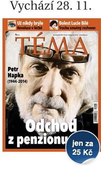 Časopis TÉMA na 28. listopadu 2014