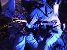 Policisté dopadli komplice zadrženého recidivisty.