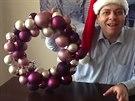 Majkl, výroba váno�ního v�nce