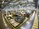 Výroba v písecké továrně Schneider Electric.